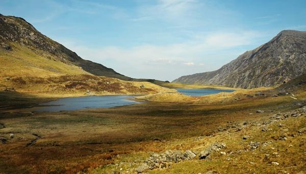 Lake Idwal by Bridie