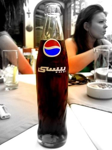 Soft drink by Savvouri