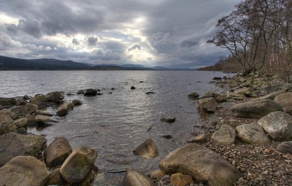Loch Rannoch by norrieB