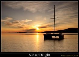 Sunset Delight...
