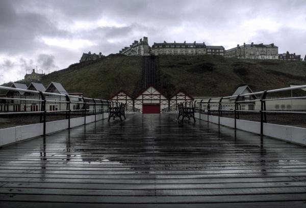 Saltburn Pier by ElegancePhotography