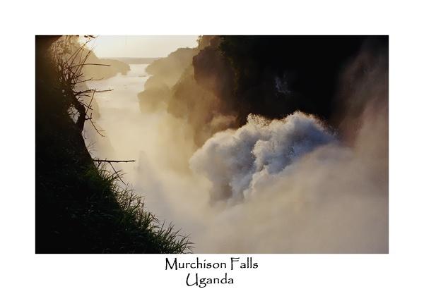 Murchison Falls by JakeK