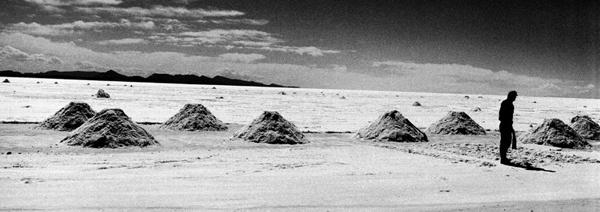 Bolivian Salt flats by SJP