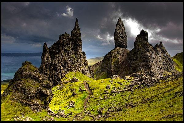 The Storr, Isle of Skye (2) by SteveH63