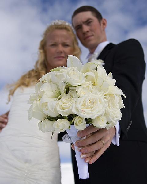 wedding by MD