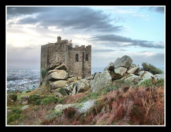 Carn Brea Castle by PjPhotography49
