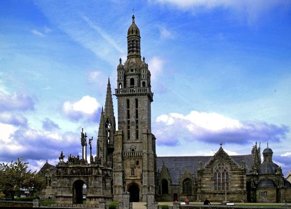 Breton Church by nigele1