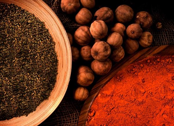 Spice Mix by david deveson
