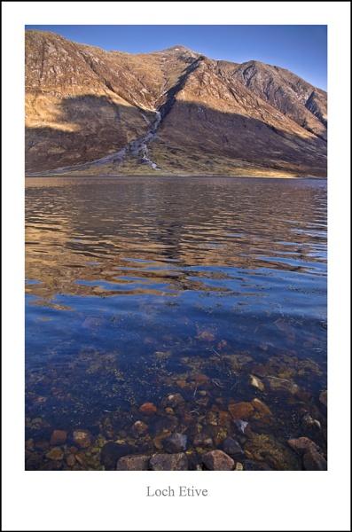 Loch Etive... by Scottishlandscapes
