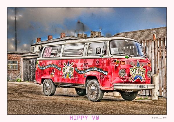 HIPPY VW by sawdust