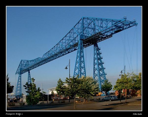 Transporter Bridge 1 by oldgreyheron