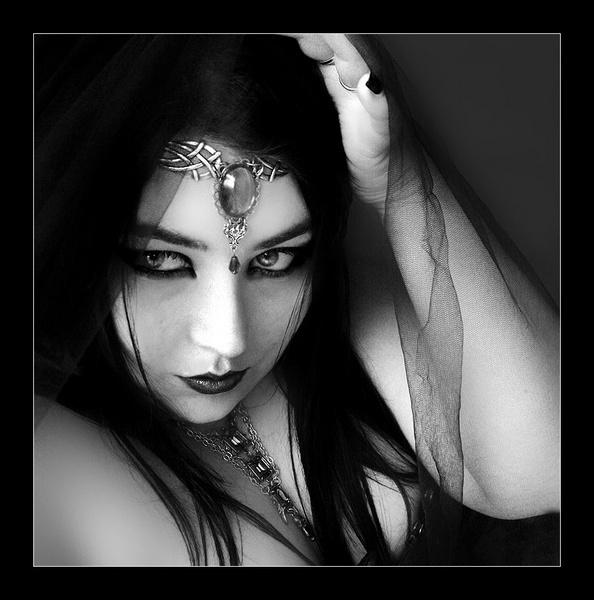 Darkness by Eruraina