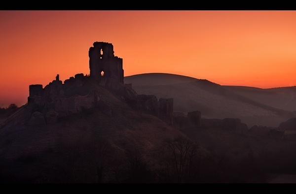 Castle Dawn by Miles Herbert