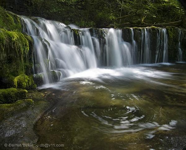 Lower Ddwili Falls by Darren_Birkin