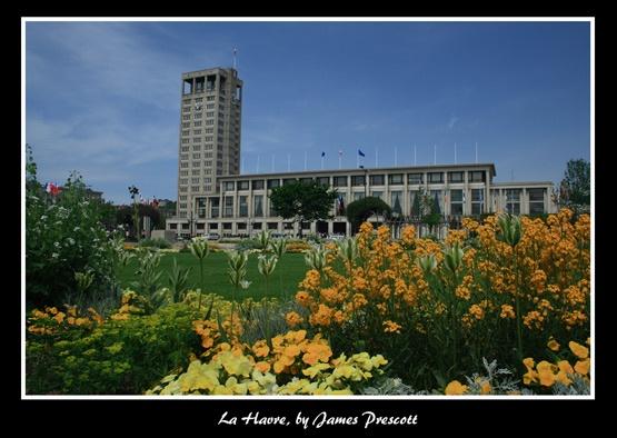 La Havre France by wheresjp
