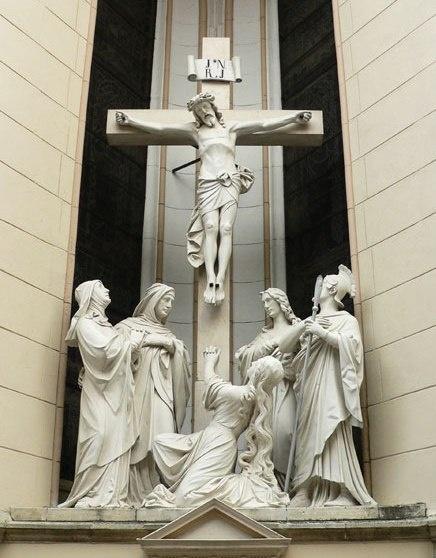 crucified by azurak