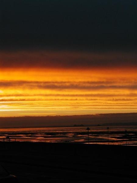 Golden Sea by Mintakax