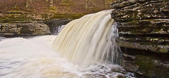 Aysgarth Falls by zagpuss