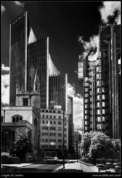 Lloyds of London by ade_mcfade
