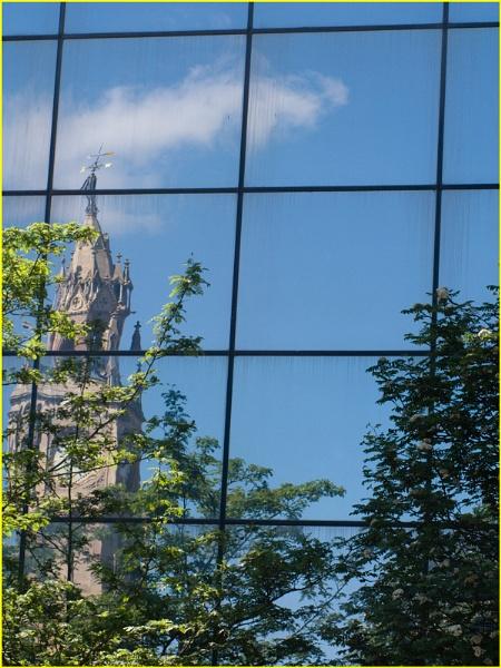 Belfast Reflections by Mavis
