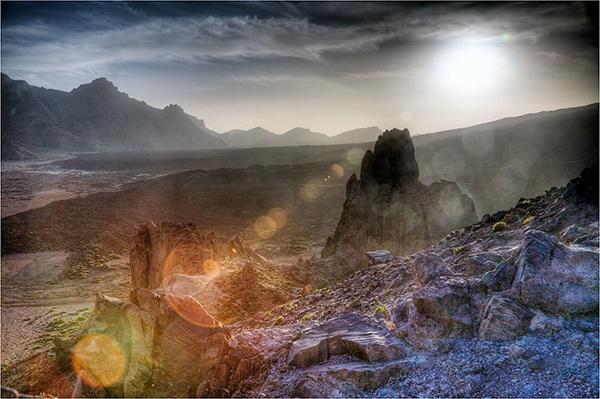 Alien Scape by MarcPK