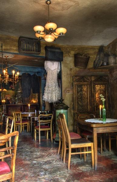 Krakow pub inteior by GeorgeLedger
