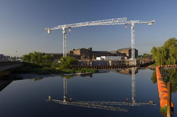 Wakefield Hepworth Waterfront by IMAGESTAR