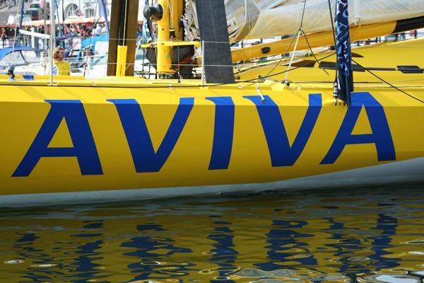 Aviva Transat Boat by phil_24