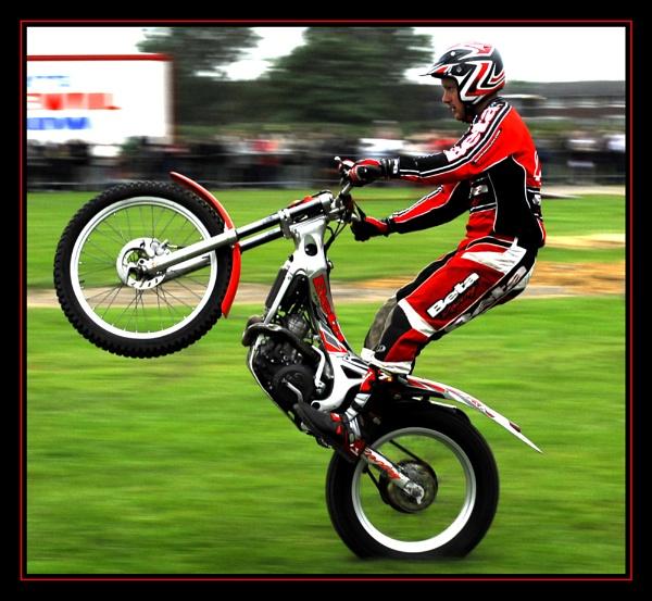 Wheelie good!! by AEasthope67