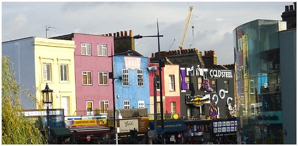 Colourful Camden by Vixs
