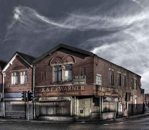 Ex Corner Shop by whiteboxer