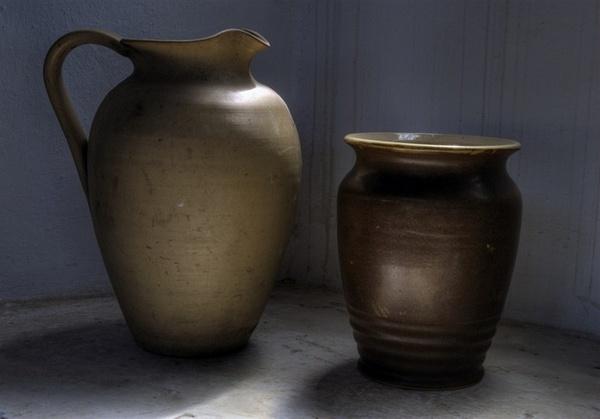 2 Vases by Plossl