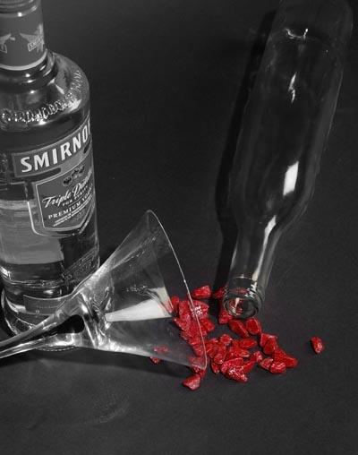 Vodka. by AmandaCleland
