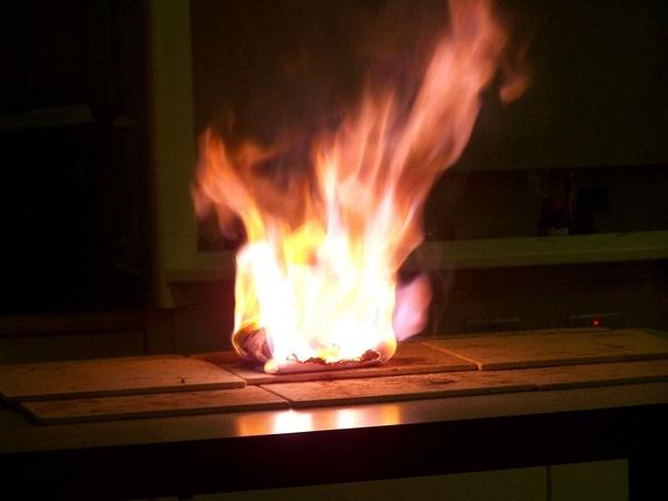 Fire! Fire! by WilliamRoar