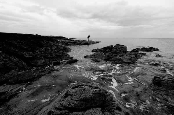 Sea Angler by SFd