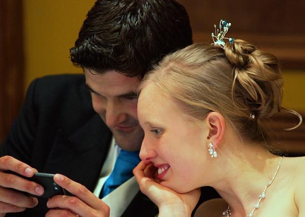 Wedding candids by tigertimb