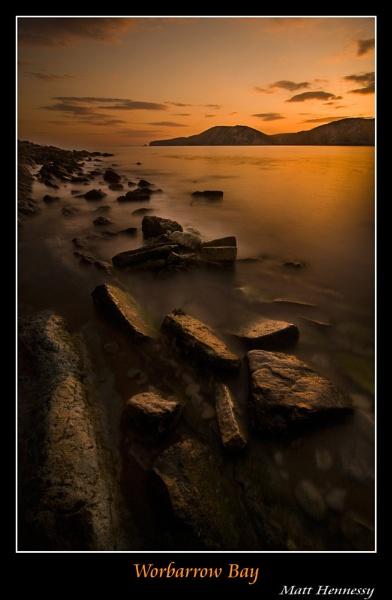 Worbarrow Bay by Matman
