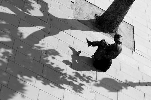 Street Performer by engelsh2003
