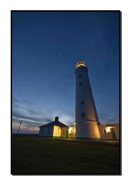 Monknash Lighthouse by sneenky