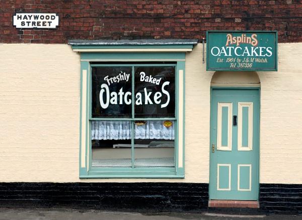 Asplins Oatcake Shop by deniswest