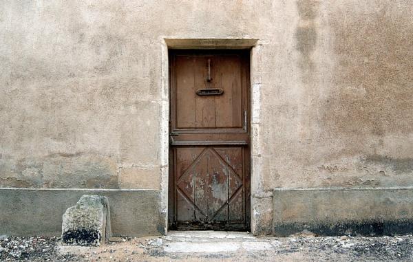 Brown Door by deniswest