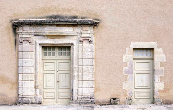 Convent Doorways by deniswest