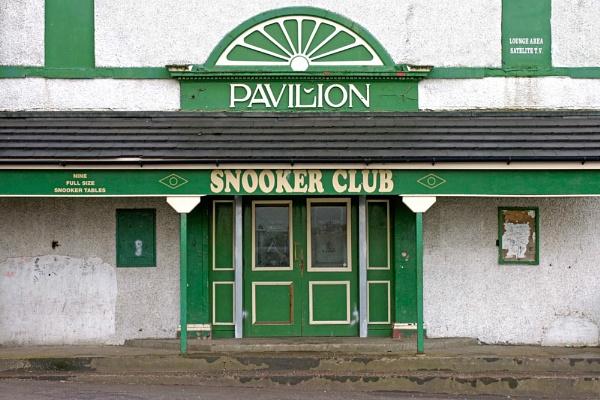 Pavilion Snooker Hall by deniswest