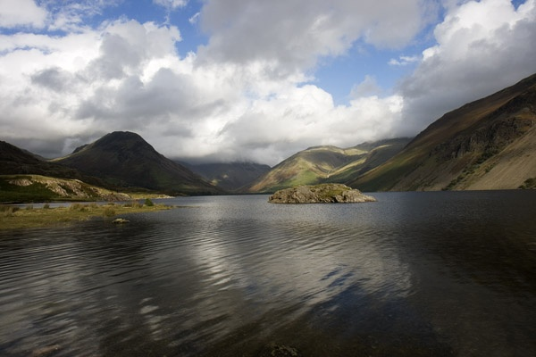 Lake District - Wast Water by Mike_Roberts