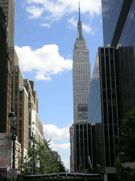 Empire State, NY by LindaSJ