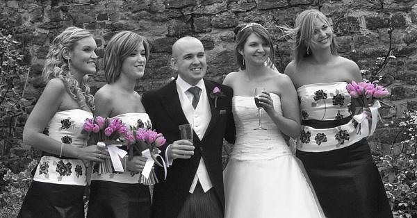 Wedding of the Day 2 by Bryn_Jones