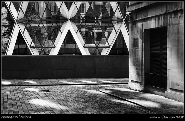 Strange Reflections by ade_mcfade
