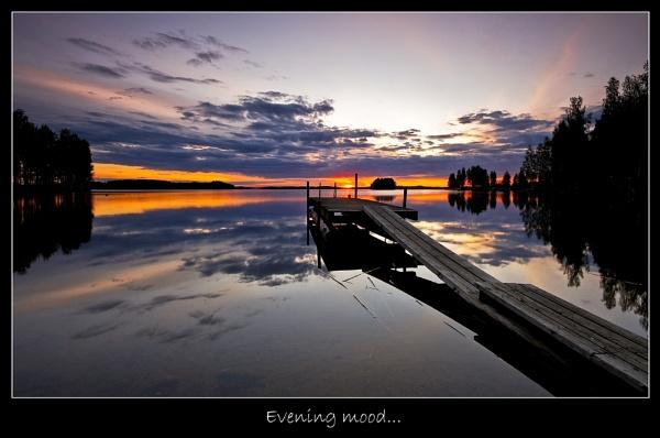 EVENING MOOD... by Jou©o