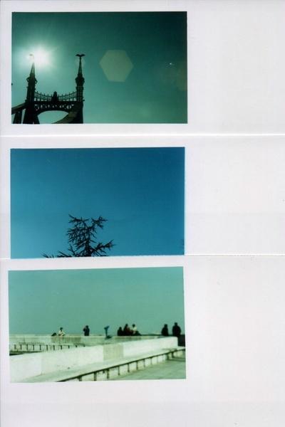 Budapest. (the scrapbook.) by libertine