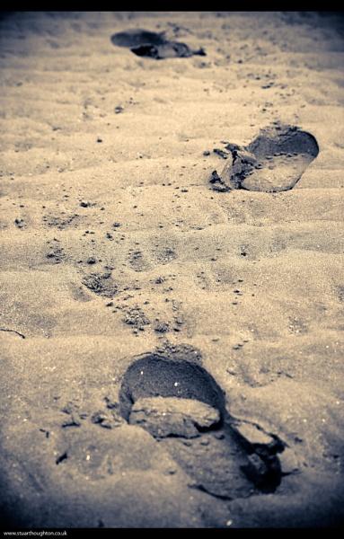 in my foot steps by SH2006